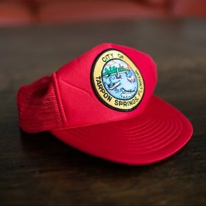 Vintage Mesh Snap Back Trucker Hat Baseball Cap